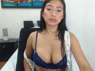 evapierce latina cam girl knows that good sex is healing everything