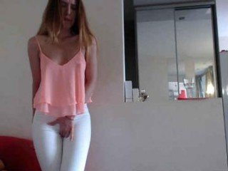 maritime_lady live cum show with ohmibod in the pink pussy