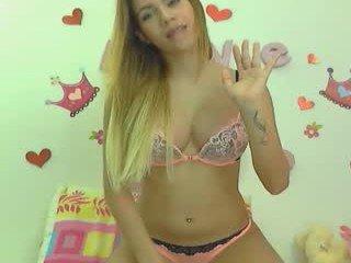 venezolanacute big tits nude cam babe enjoys hard fucking