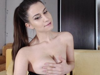 north-star- beauty cam babe dancing and undressing to music