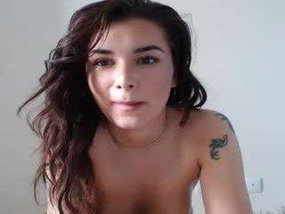 toryblack01 depraved brunette cam girl presents her pussy sodomized