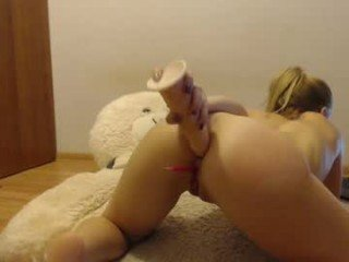 miss_strawberry_ double penetration webcam girl with big boobs