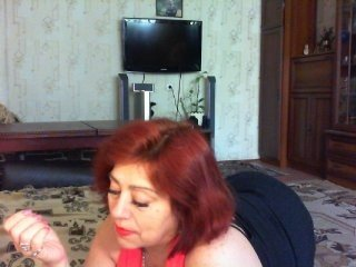 millsieleonn redhead russian cam wants shares her fantastic orgasm with the world on camera