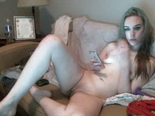 cumslutcat cam girl is helplessly bound and face fucked