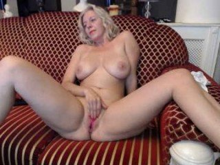 tunderose ohmibod live show with cam milf in the chatroom