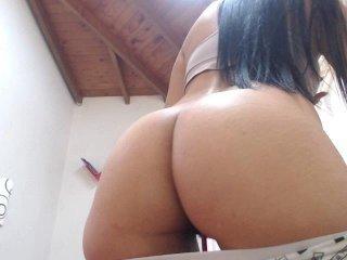 lily-hall latina cam girl enjoying fetish live sex