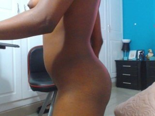 abrilbanks ebony nude cam babe nows exactly what she wants – some hard fuck