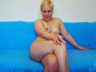 yaa07 blonde cam girl with hairy pussy