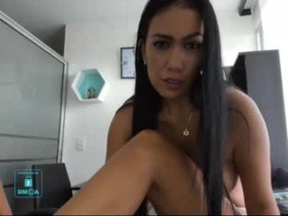 emilybrowm milf cam babe is ready for good dildo fucking