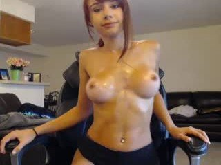 tighttinymilf cam babe with small tits playing with pink dildo